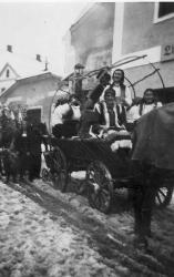 Fasching in Raab historisch Bild_2
