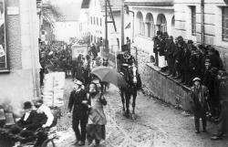 Fasching in Raab historisch Bild_15