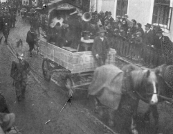 Fasching in Raab historisch Bild_22