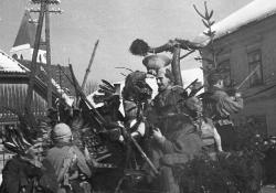 Fasching in Raab historisch Bild_29