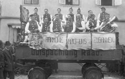 Fasching in Raab historisch Bild_11